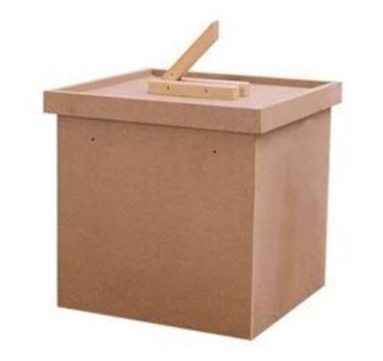 Urna regolamentare in legno