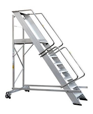 Immagine per la categoria Scala SUPER in alluminio con stabilizzatore