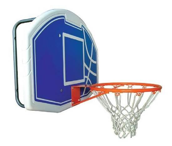 Kit basket con struttura in acciaio per il fissaggio a parete