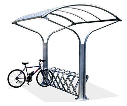 PENSILINA BIKE bifacciale portabici per parcheggio n.14 biciclette